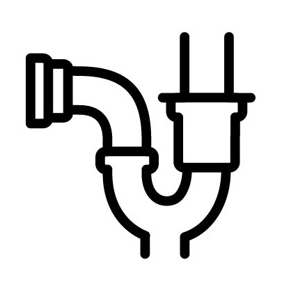 Plumbing Connections Icon